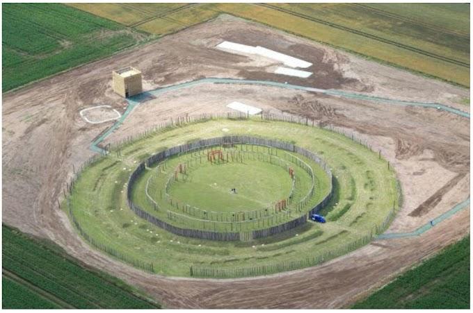 Αρχαιολόγοι εντόπισαν το γερμανικό «Στόουνχεντζ»