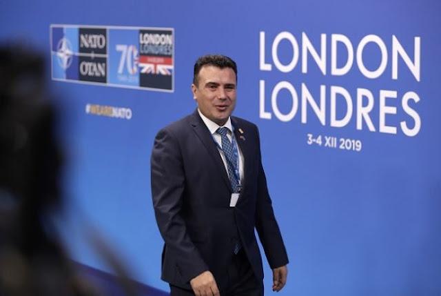 Ζάεφ: Η Ισπανία θα κυρώσει την ένταξη των Σκοπίων στο ΝΑΤΟ