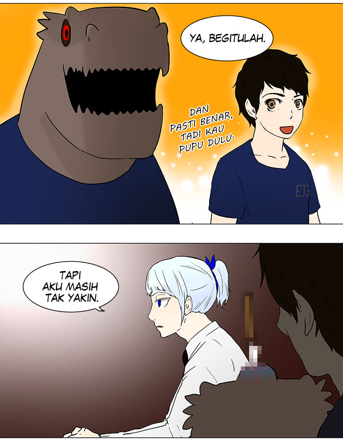 Tower of God Bahasa indonesia Chapter 57