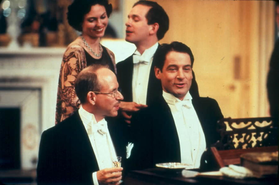Enchanted Serenity Of Period Films Gosford Park 2001