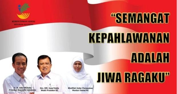 Lagu Wajib Hari Pahlawan Nasional