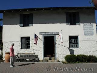 Casa Del Ora~California's First Bank