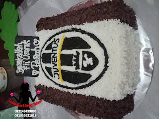 Kue Tart Ultah Juventus