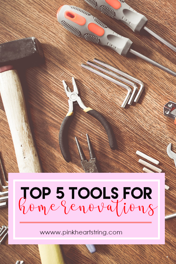 Tools for Home Renovations
