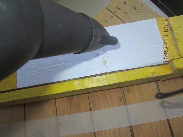 IMG 0079 - איך מכינים מדף ממשטח פריקה?