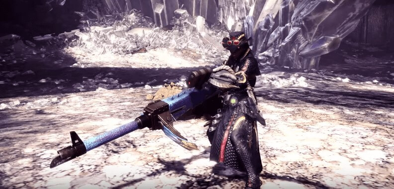 Latest Monster Hunter World: Iceborne Expansion Trailers Shows Light Bowgun And Heavy Bowgun