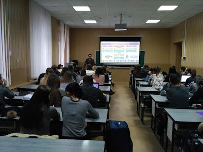 Лекція «Бюджетування на виробничому підприємстві» для студентів факультету економіки і права