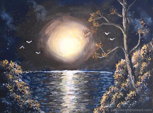 Notte abbaliante a Costa Universo
