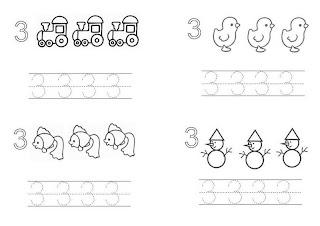 atividades com números para educação infantil