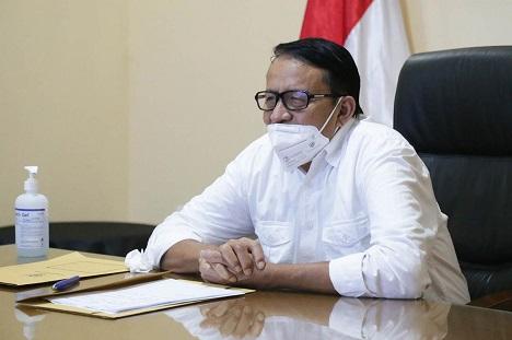 Gubernur WH Kembali Memperpanjang PPKM Mikro Di Banten