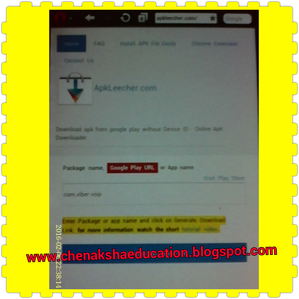 bina playstore ke app download kaise kare   (without time west)    1