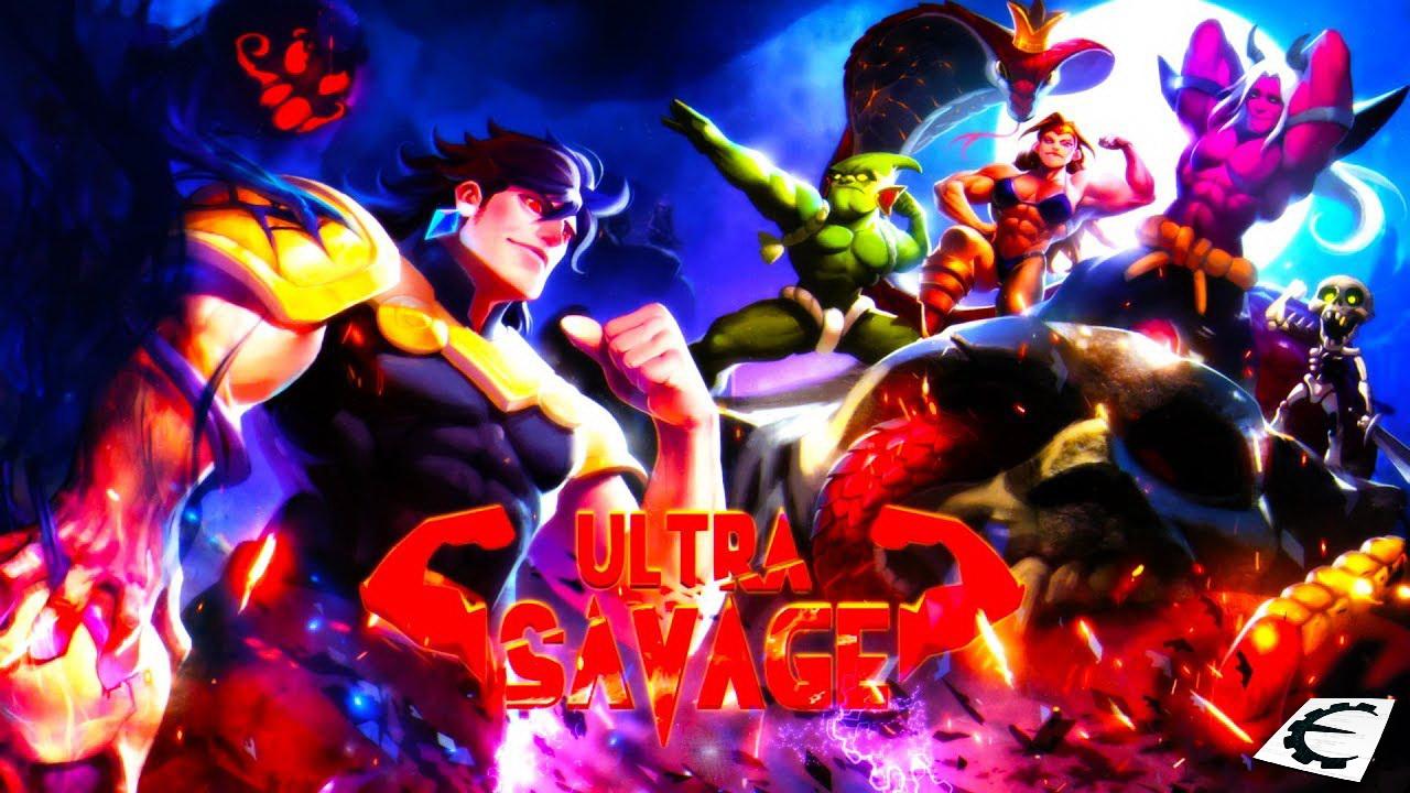 Ultra Savage | Cheat Engine Table v1 0 - The Cheat Script