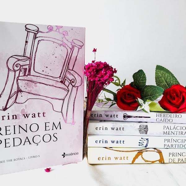 Reino Em Pedaços- Erin Watt