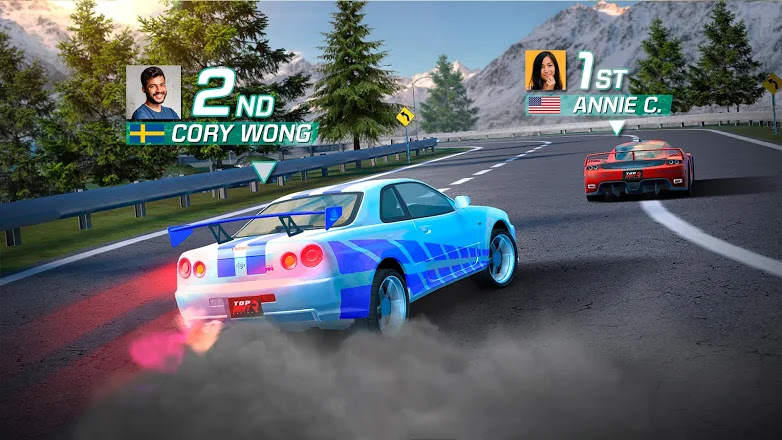 Top Drift Online Car Racing Simulator Ja Disponivel Na Play Store The Wil Gamer