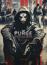 Nonton The Purge: Election Year (2016)