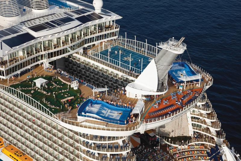 Curious Facts About Oasis of the Seas