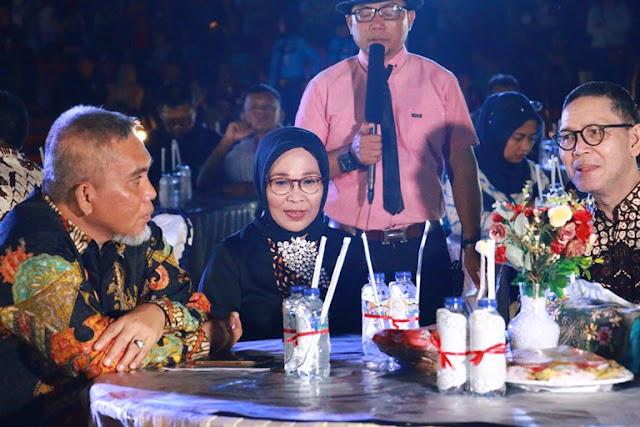 Staf Ahli Menteri Pariwisata Bidang Multikultural Esthy Reko Astuty