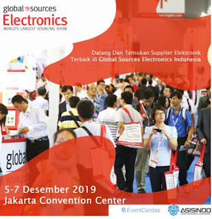 Seminar Indonesia Electronic Industry Outlook 2020 - 5 Des 2019 - JCC Jakarta