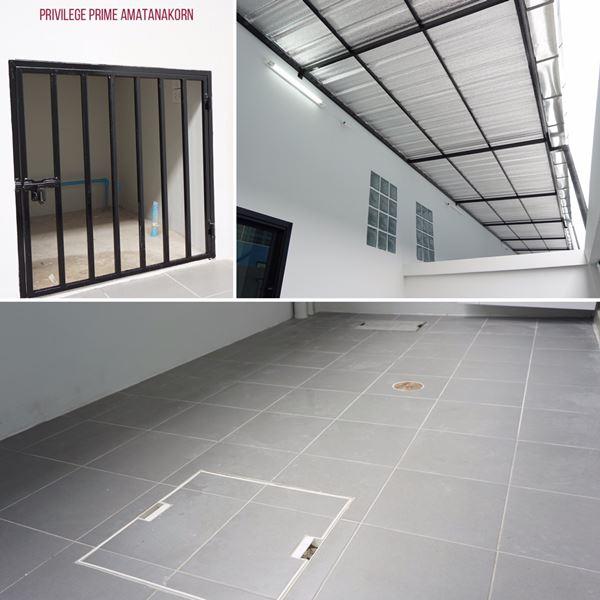 ขายอาคารพาณิชย์ใหม่ โครงการพริวิเลจไพรม์ Privilege Prime อมตะนคร เมืองชลบุรี