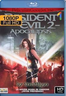 Resident Evil 2: Apocalipsis  [2004] [1080p BRrip] [Latino-Inglés] [GoogleDrive]
