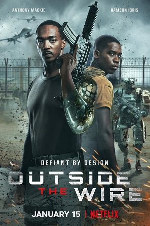 Outside the Wire (2021) 1GB Full Hindi Dual Audio Movie Download 720p Web-DL