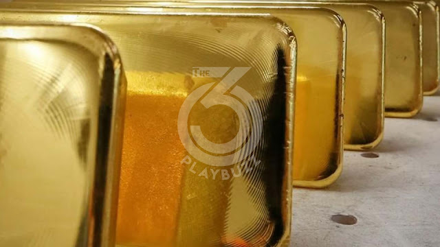 Russia: a woman arrested with 2 kilos of gold in her shoes