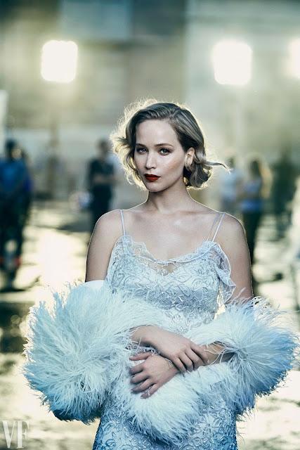 Jennifer Lawrence – Photoshoot for Vanity Fair