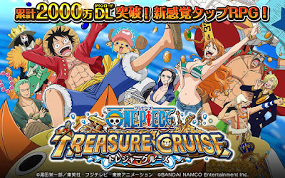 One Piece Treasure Cruise Japan