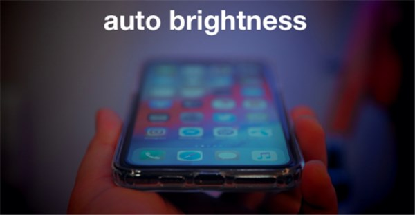 How to Turn Off Auto Brightness in iOS 13