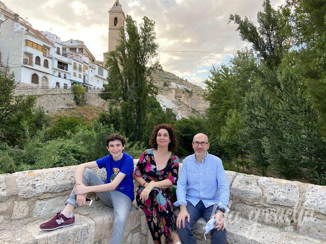 Visitar Alcalá del Júcar vista