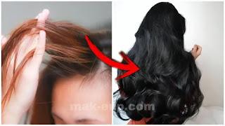 كيف احصل على شعر كثيف