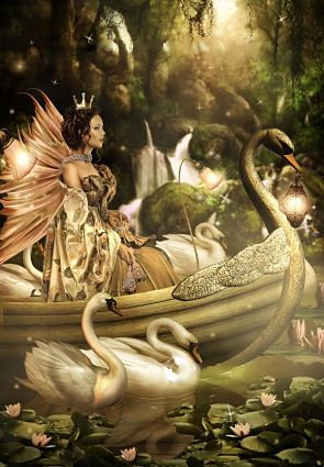Reina de las hadas