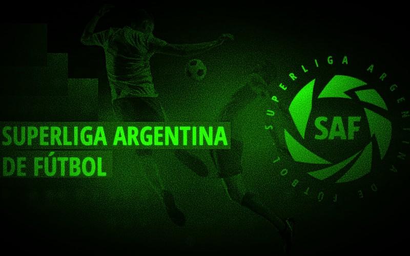 Logo de la Superliga Argentina