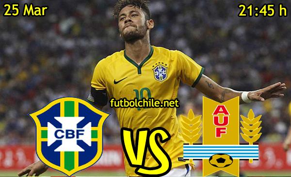 VER STREAM RESULTADO EN VIVO, ONLINE:  Brasil vs Uruguay