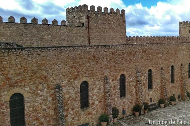 Qué visitar en Sigüenza Parador - castillo