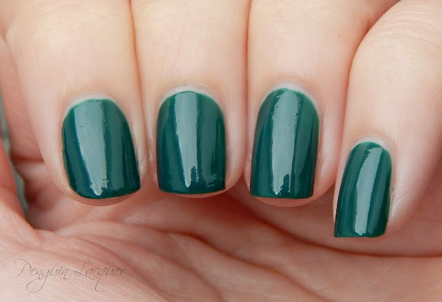 ps love quick dry nail polish 17 emerald nah