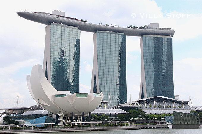 Singapur mit Kind