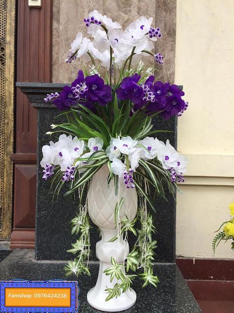 Hoa da pha le tai Nghia Tan