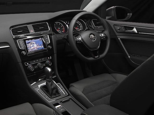 VW Golf 2016 - recall