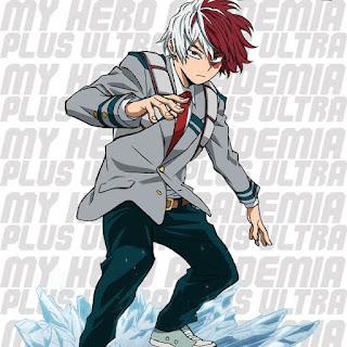 ヒロアカ 5期 轟焦凍 かっこいい | Todoroki Shoto ショート | 僕のヒーローアカデミア アニメ | My Hero Academia | Hello Anime !