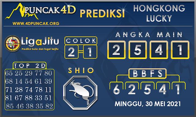 PREDIKSI TOGEL HONGKONG LUCKY7 PUNCAK4D 30 MEI 2021