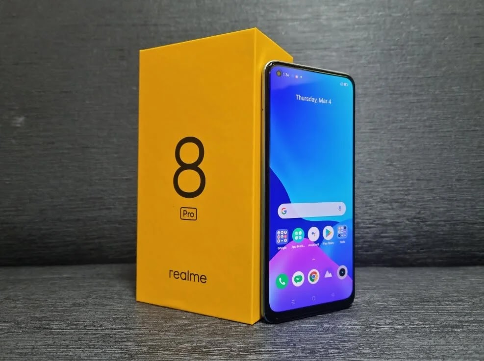 realme 8 Pro with 108MP Quad-Camera Arriving at Lazada this May 12 with Php1,000 Discount