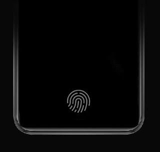 MiA3 in screen fingerprint sensor