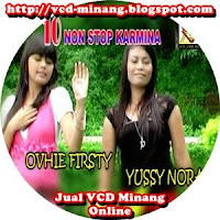 Ovhi Firsty & Yussy Nora - Paobral Cinto (Album)