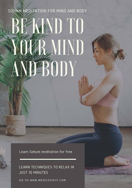 10 Amazing Soham meditation benifits for a healthy mind and body
