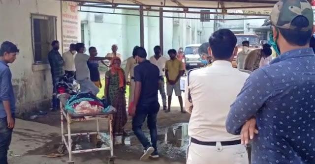 Jabalpur patni ki hatya, breaking news