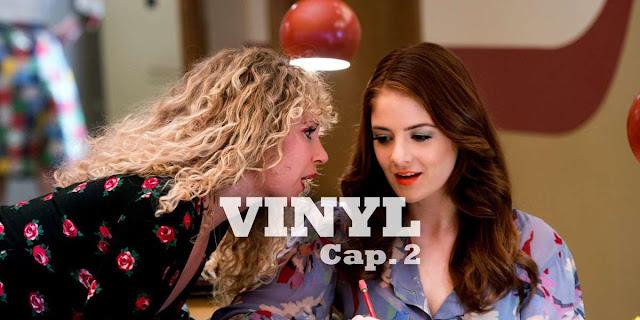 CAP 2 - Richie ofrece una trato que sorprende a los que pretenden comprar American Century, dejando a sus socios, Zak y Skip con la boca abierta.