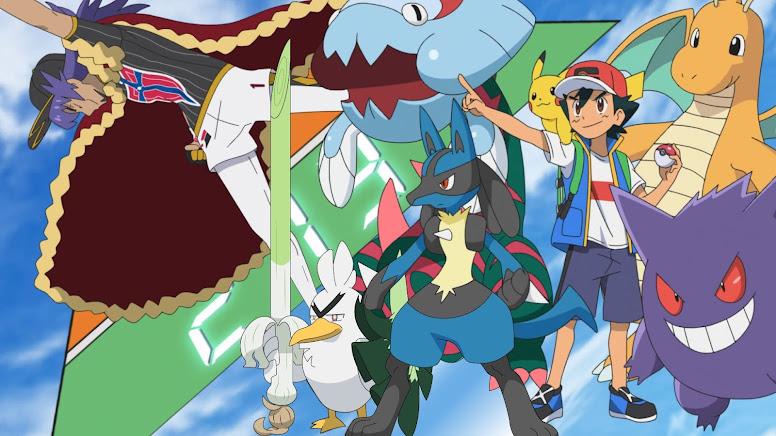 Equipe Ash Campeonato da Coroação Mundial