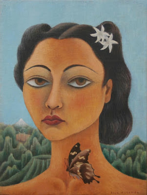 Autorretrato  (1939), Rosa Rolanda Covarrubias