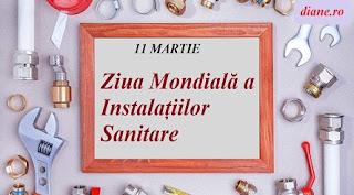 11 martie: Ziua Mondială a Instalațiilor Sanitare